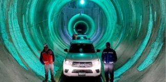 Conagua, túnel emisor, tecnología mexicana