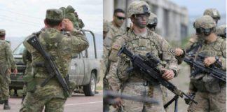 Armas serán controladas en frontera México EU