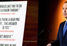 Trump, pruebas abrumadoras en contra