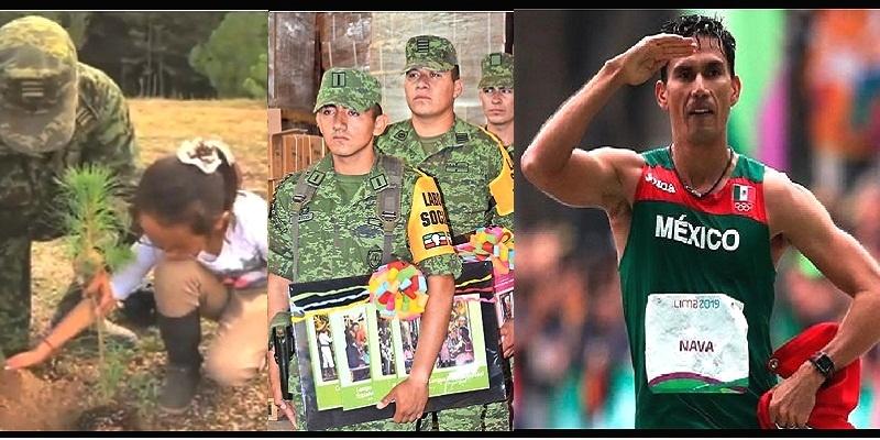 Ejército, labor social al servicio de México