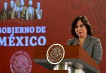 Miembros del gabinete respaldan a Irma Eréndida Sandoval