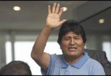Evo Morales viaja a Argentina