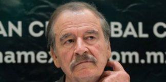 UIF investiga a Vicente Fox y a su hijo por defraudación fiscal