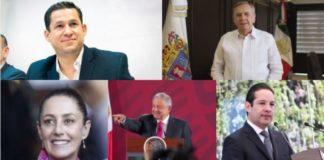 Revelan qué gobernadores asisten a las reuniones de seguridad