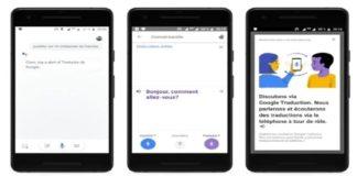 Google estrena modo intérprete