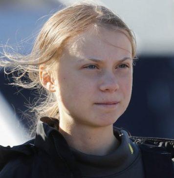 Tras viaje por el Atlantico, Greta Thunberg rumbo a la COP25