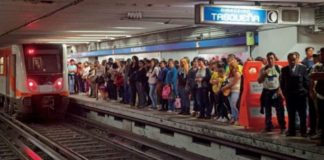 En 2019, el Metro evitó 145 suicidios en sus instalaciones