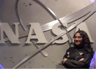 NASA premia mexicana, informó SEP
