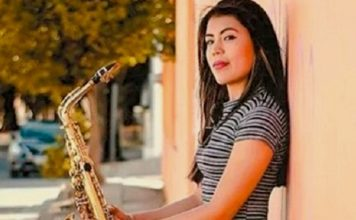 Oaxaca, saxofonista exige justicia