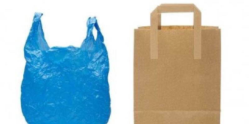 Sanciones por dar bolsas de plástico serán de hasta $170 mil
