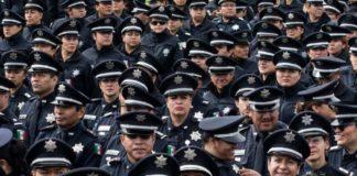 Exite un plan para mejorar salario de policías: AMLO