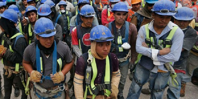 Mexicano trabajadores