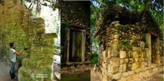 Yucatán, descubrimiento maya