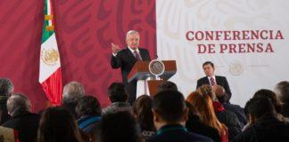 AMLO se reunirá con gobernadores por bloques, inicia con el PRI