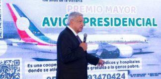 AMLO contempla cambio legal en Lotería Nacional para la rifa