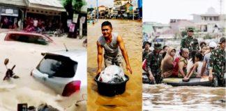 Indonesia, severas lluvias