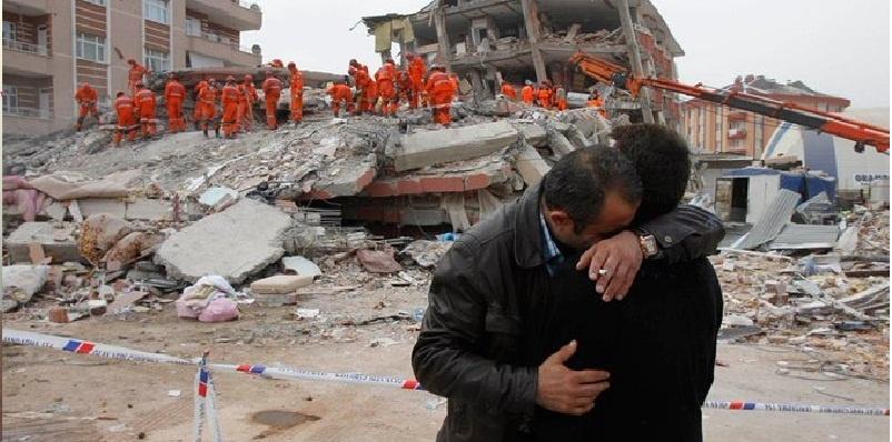 Turquía tras sismos