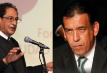 Aguayo denuncia red a favor de Moreira en el Poder Judicial