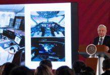 """En """"cachitos"""", AMLO propone rifa para vender el avión presidencial"""