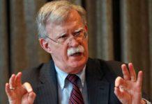 Trump es acusado por Bolton