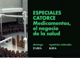 """Canal 14 presenta reportaje """"Medicamentos, el negocio de la Salud"""""""