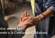 Ley de Fomento a la Confianza Ciudadana