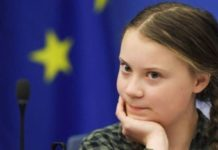 Sin fines de lucro, Greta Thunberg registra su nombre y su movimiento