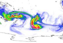 Humo de incendios en Australia causará efectos en Sudamérica