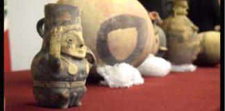 México devuelve a Perú patrimonio