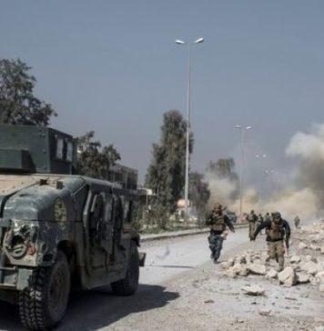 Cohetes impactan en base militar Bagdad, albergue de soldados de EU