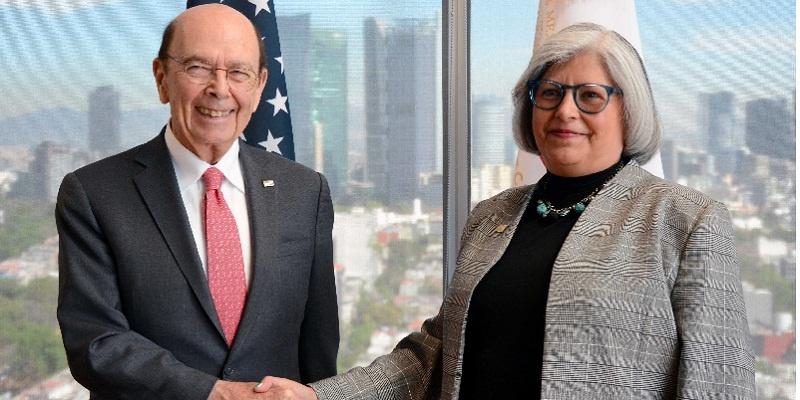México-EU, acuerdo sobre patentes