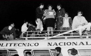 Politécnico, movimiento del 68
