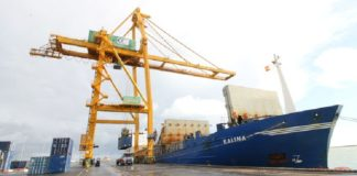 azufre reducido en combustible de barcos