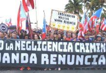 Puerto rico, piden transparencia