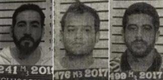 Se fugan tres del Reclusorio Sur, todos con solicitud de extradición