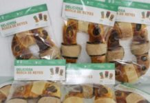 CDMX: Inicia venta de Roscas de Reyes elaboradas por internos