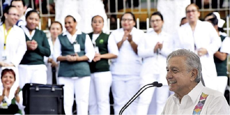 Salud universal en México