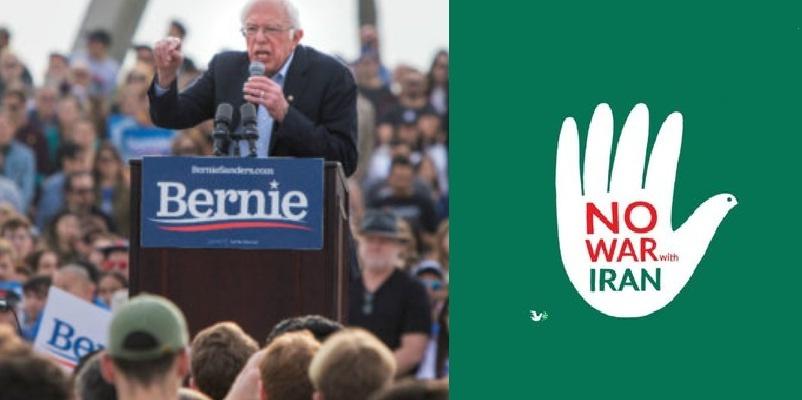 Sanders condena ataque contra fuerzas de Irán