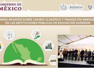 SEP, universidades frente a cambio climático