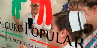 Seguro Popular no comprobó gastos durante 9 años: SFP