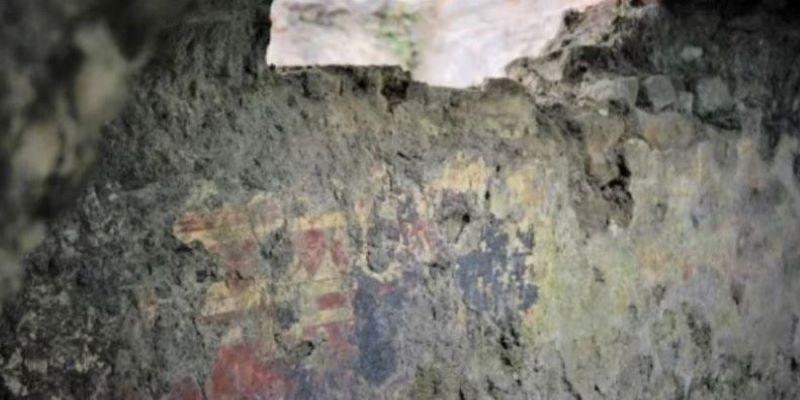 Descubren un temazcal prehispánico en el centro de la Ciudad de México