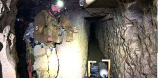 EU, túnel ilegal más largo