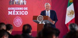 """AMLO: Opositores al Tren Maya son """"ambientalistas disfrazados"""""""