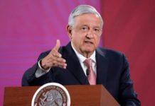 AMLO: Se denunciará a ex presidentes si la gente lo pide