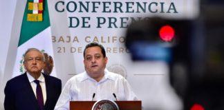Baja California con tendencia delictiva a la baja, destaca apoyo federal