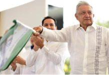 AMLO en Campeche