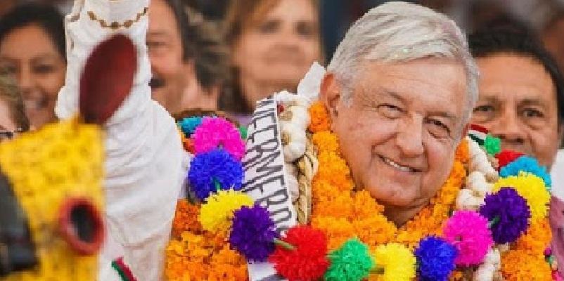 AMLO, en Guerrero alta popularidad