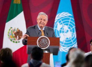 AMLO: Sería inhumano rechazar desembarque de crucero en Cozumel