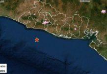 El Salvador, sismológico