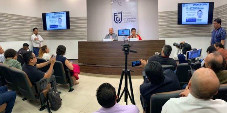 Tomaré personalmente la investigación sobre el caso de Fátima: Godoy